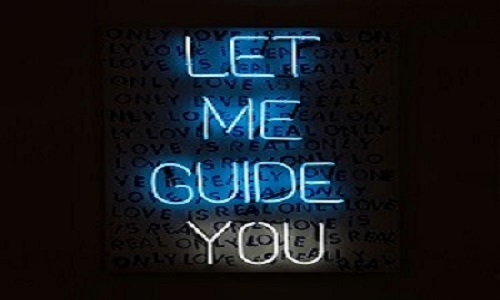 LET ME GUIDE YOU